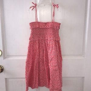 JCrew Crewcuts parasol dress size 6
